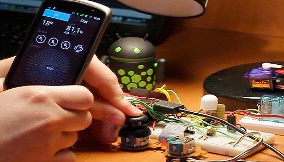 Android-Embedded Projects and training for Engineering