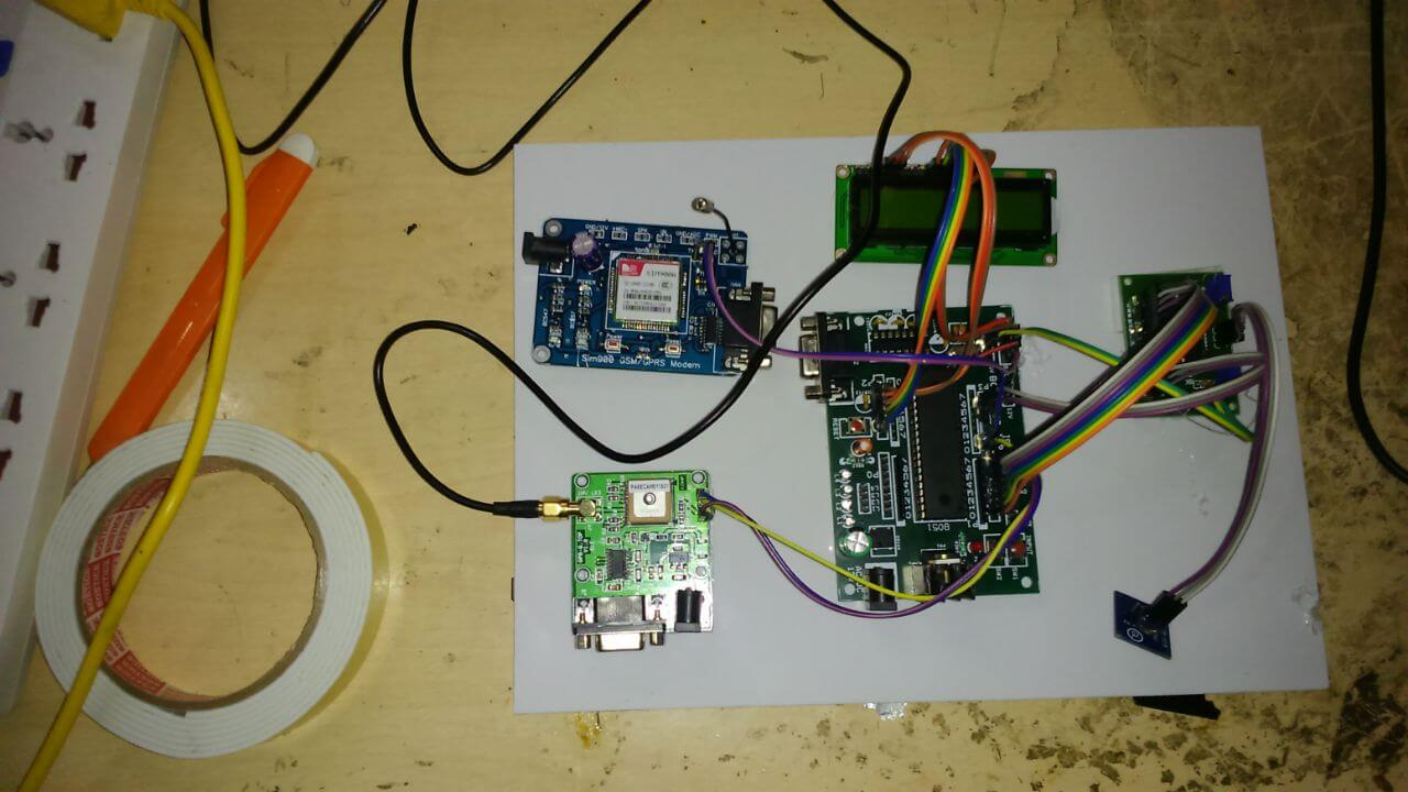 atmega c code for water tank project